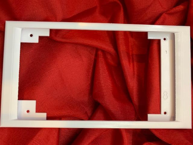 3D printed tablet frame by Jason Thomas