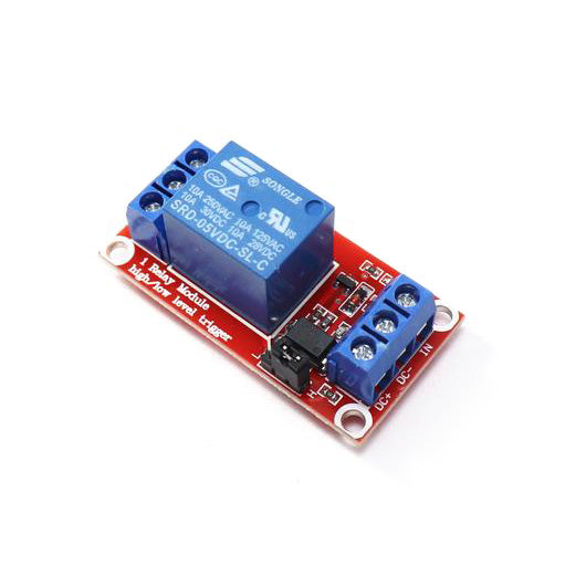 1 Channel 5V Relay Module with High/Low Level Trigger