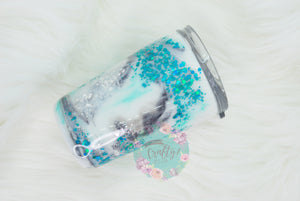 Blue Marble Kids Tumbler | Customize It! - The Chaotically Creative Mom