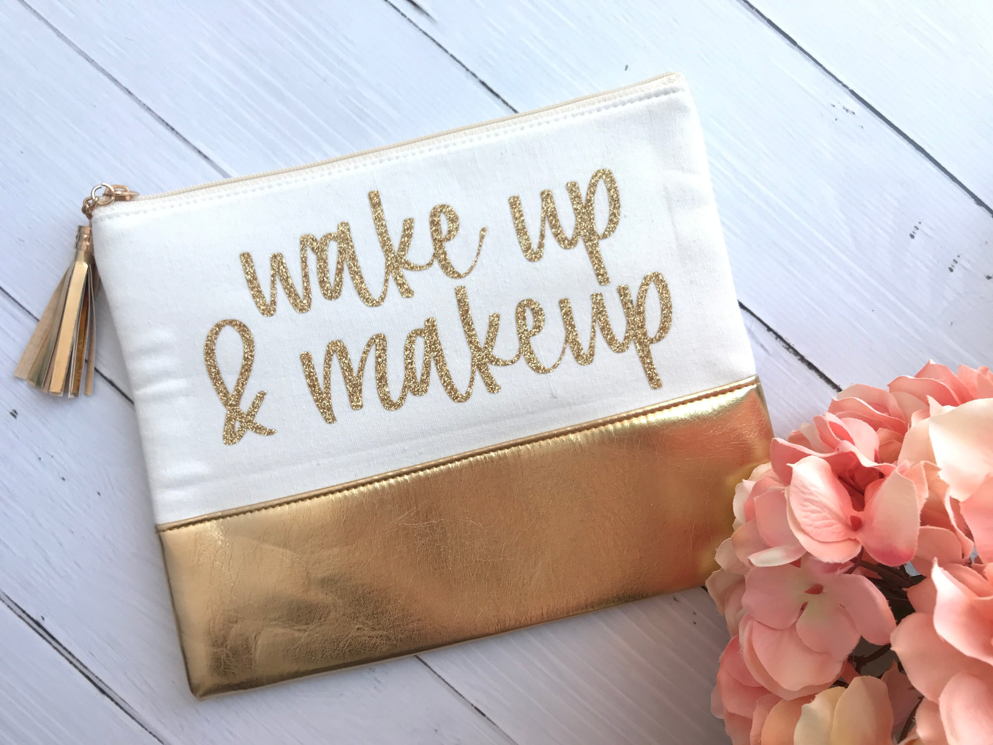 Wake up & Makeup - The Chaotically Creative Mom