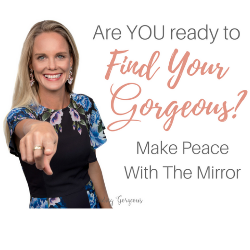 Make Peace With The Mirror Workshop Sunshine Coast