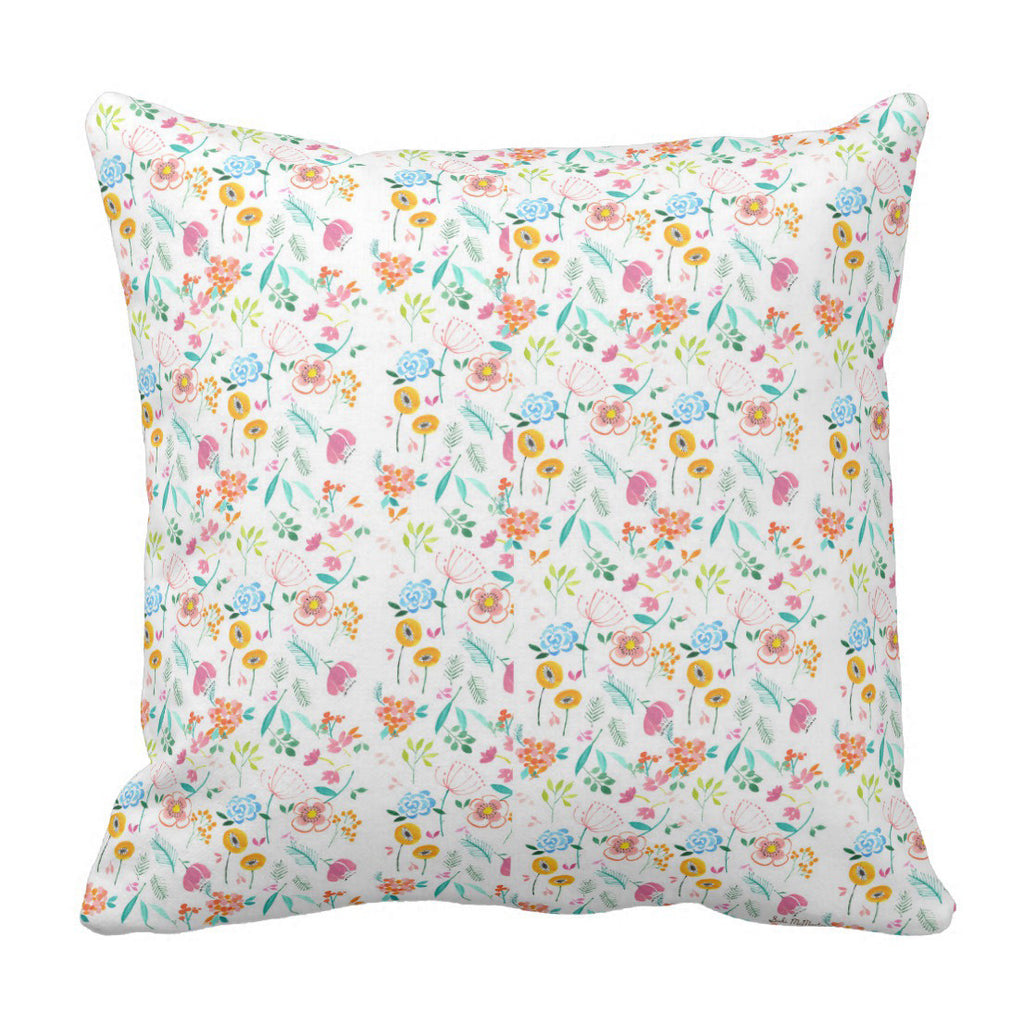 Floor Cushion Cover - Garden