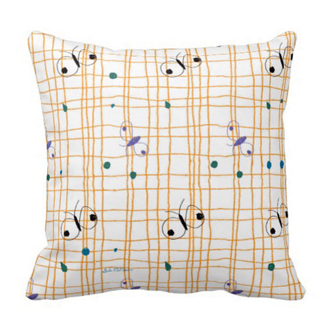 Cushion cover - Butterflies (ONLINE EXCUSIVE SALE)