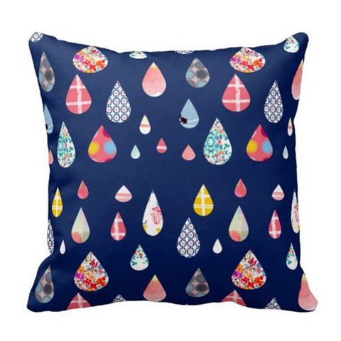 Cushion cover - Rain Pattern (ONLINE EXCLUSIVE SALE)