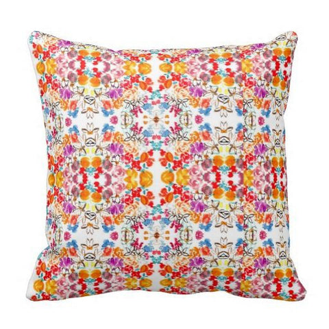 Cushion cover - Red Garden (ONLINE EXCUSIVE SALE)
