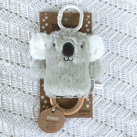 Wooden Teether - Kelly Koala