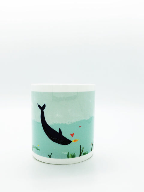 Mug - I Whale Always Love You