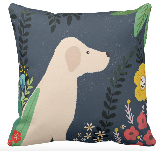 Cushion cover - Guide Dog