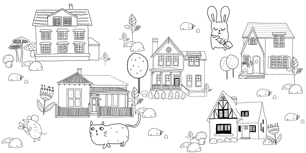 April School Holiday Colouring Competition - Free Printable