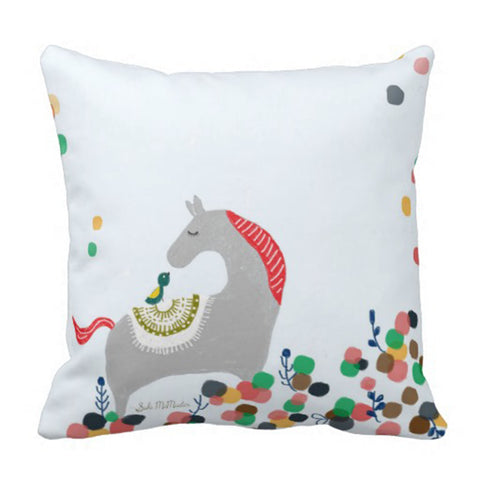 Cushion cover - Horse