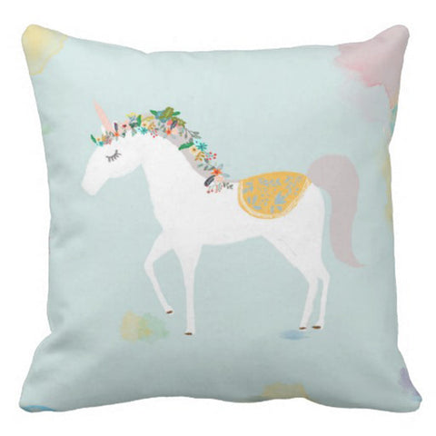 Cushion cover - Unicorn