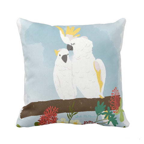 Cushion cover - Cocky