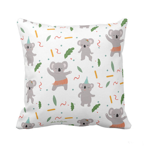 Cushion cover - Dancing Koala