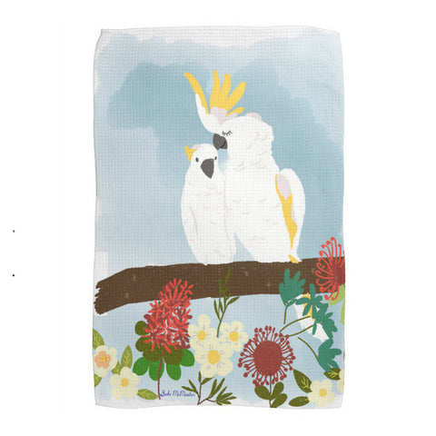 Tea Towel - Cocky