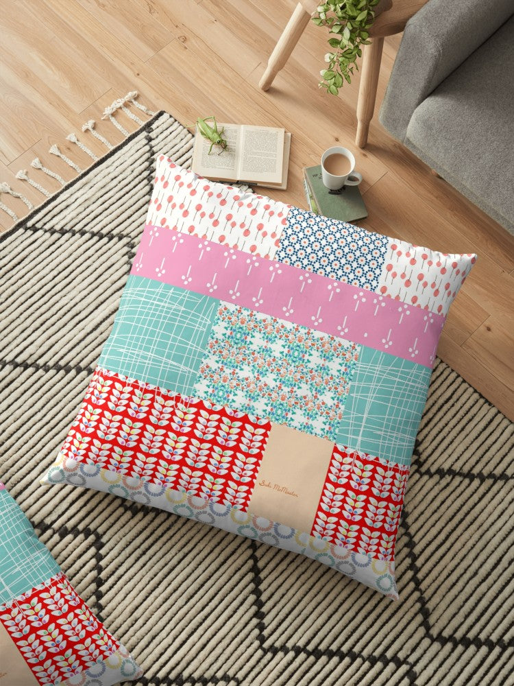 Floor Cushion - Quilt