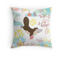 Cushion - Platypus