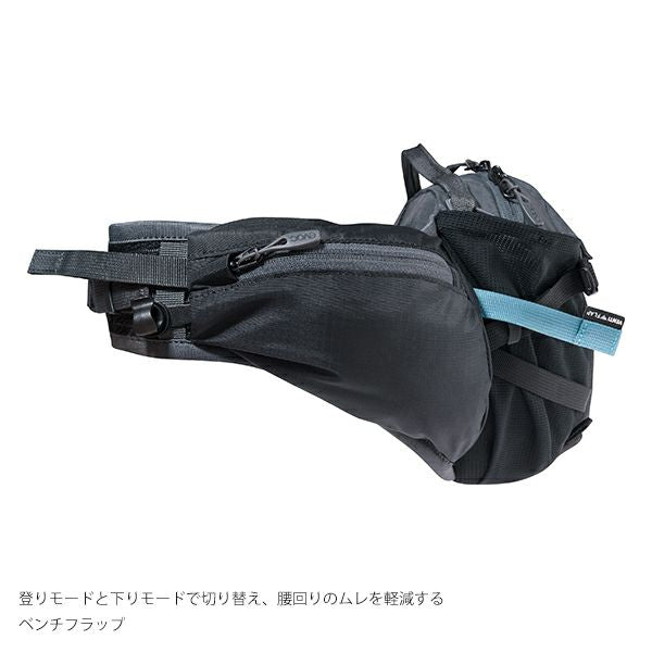 EVOC Technical Performance Packs Hip Pack Pro 3L