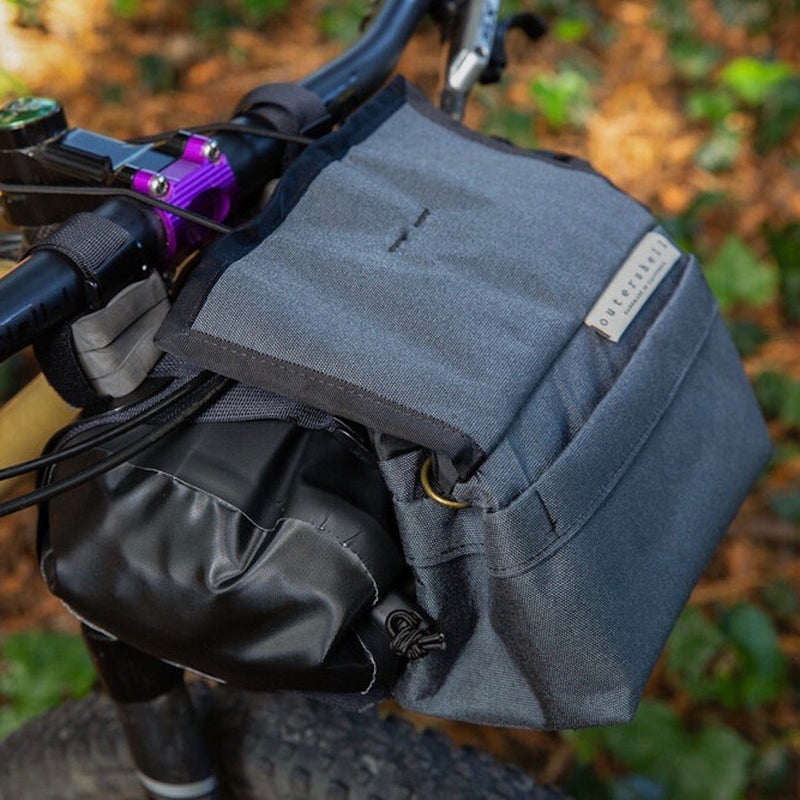 OUTER SHELL ADVENTURE Drawcord Handlebar Bag