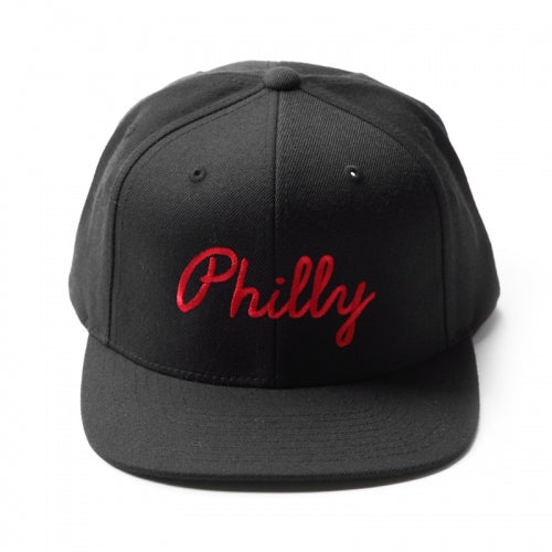 PHIL WOOD Philly Snap Back Cap