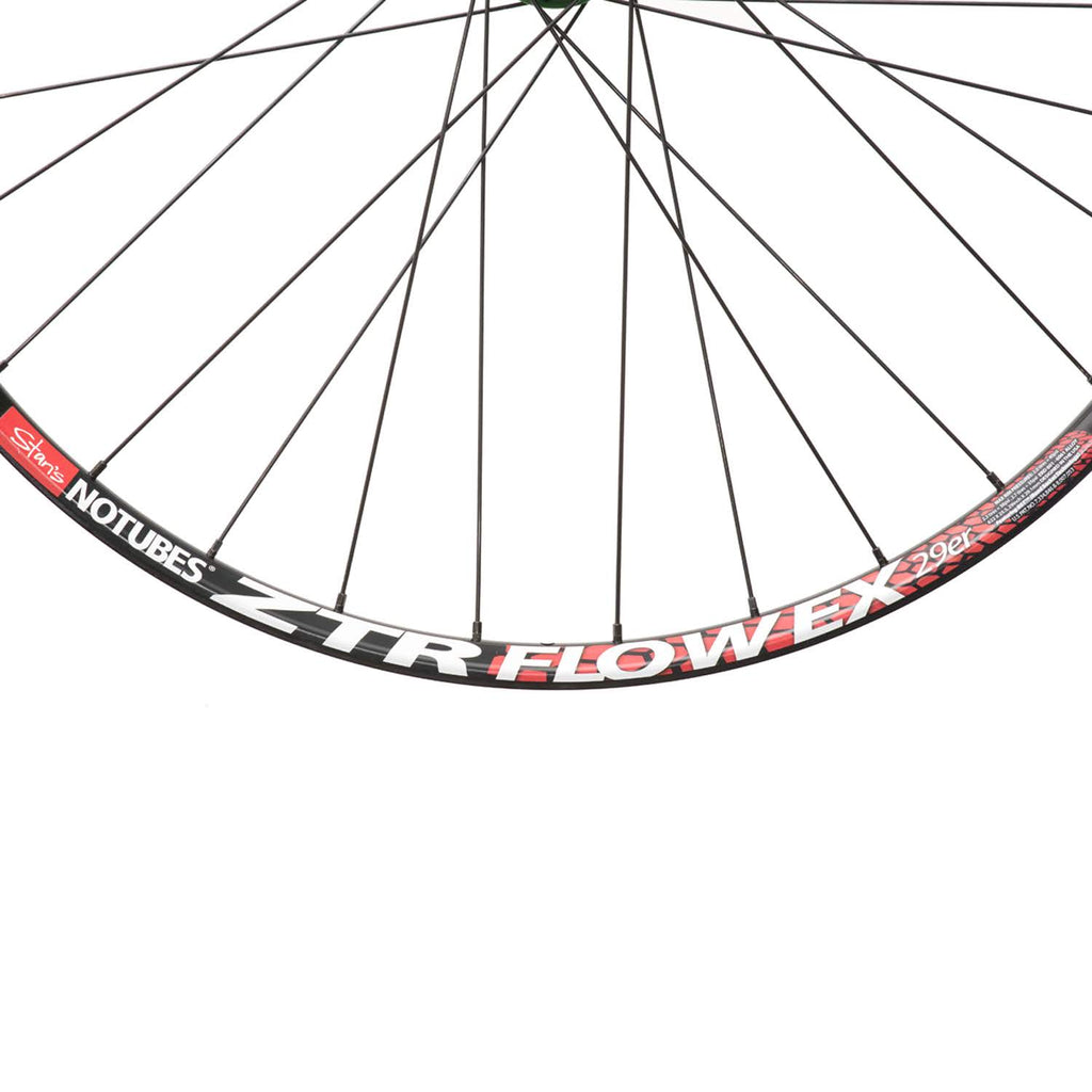 GORILLA SPUN Build Wheel 29er STAN'S NOTUBES Flow EX & ChrisKing ISO (F&R Set)