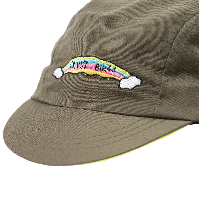 CRUST BIKES Removable Mullet Cap