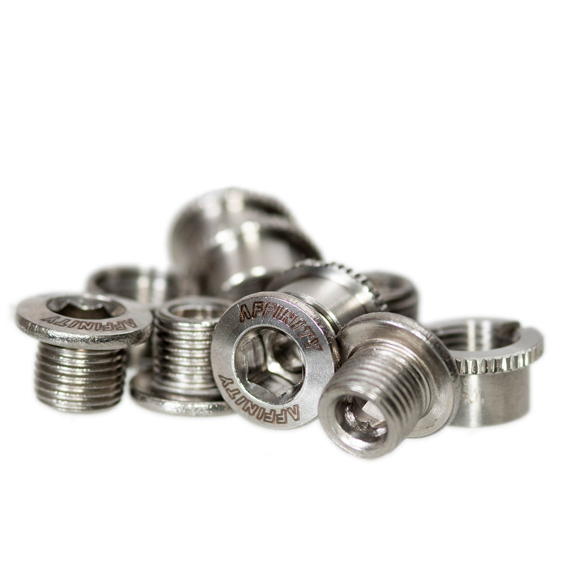 AFFINITY CYCLES Chain Ring Bolts