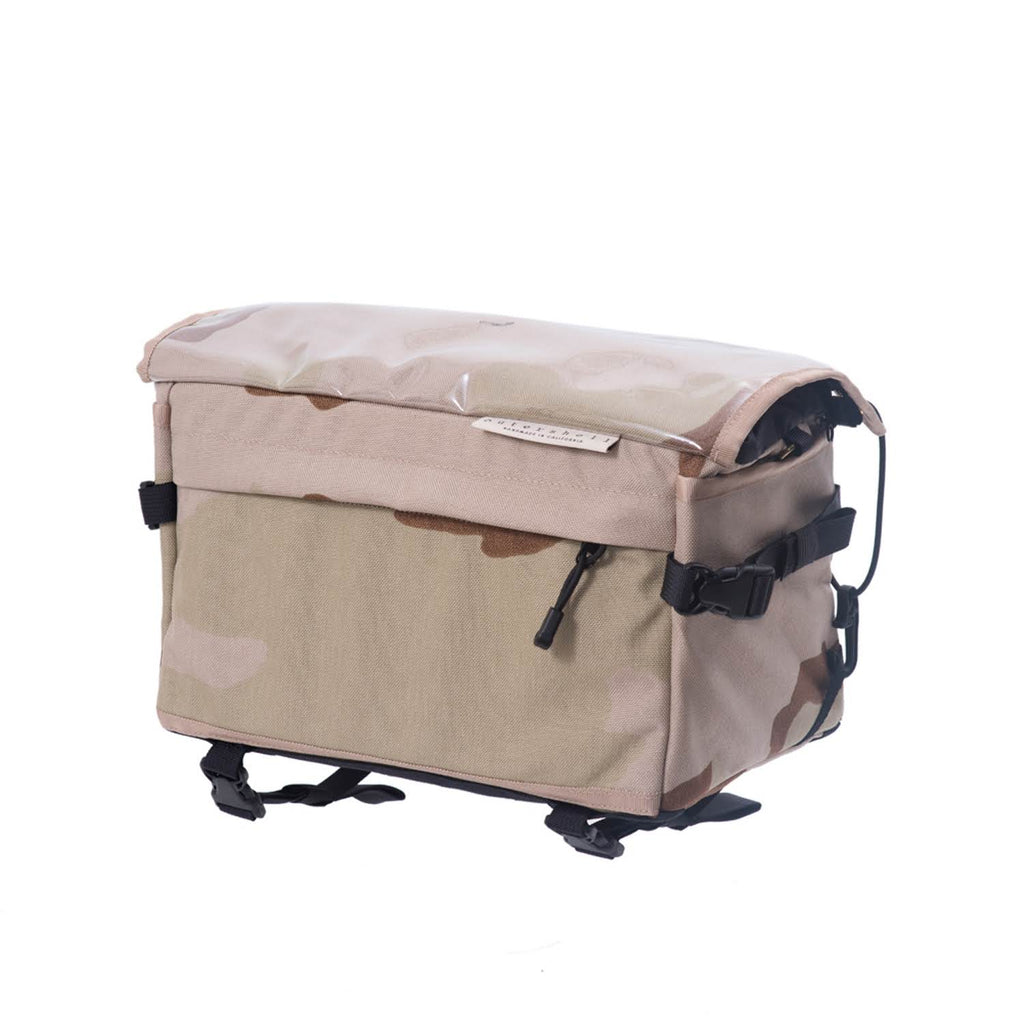 OUTER SHELL ADVENTURE 137 Basket Bag