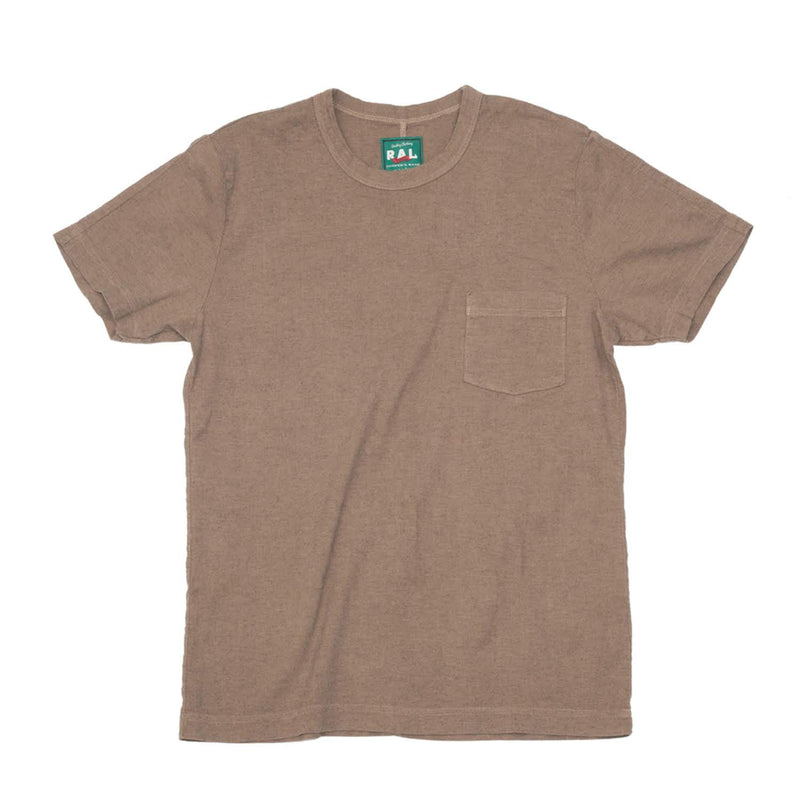 RAL MEETS DEEPER'S WEAR Kiteteco Coffee Dyed