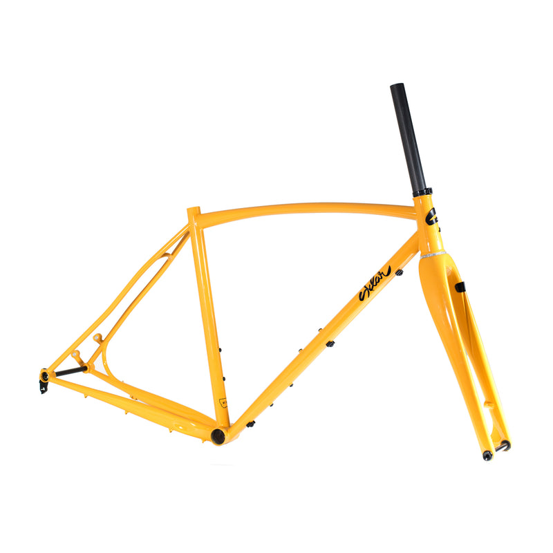 SKLARBIKES CX / All Road – Saffron Yellow – 52cm