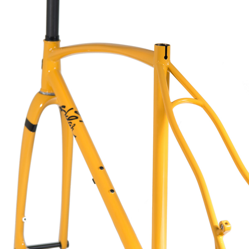 SKLAR BIKES CX / All Road – Saffron Yellow – 52cm