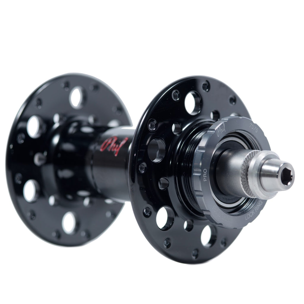 PHIL WOOD Pro High Frange Track Hub Rear
