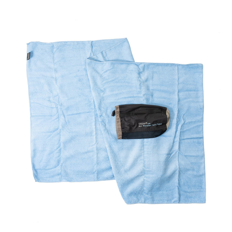COCOON Microfiber Terry Towel Light