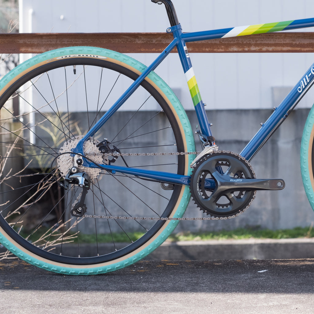 ALLCITY Space Horse Disc Circles Original Complete Bike