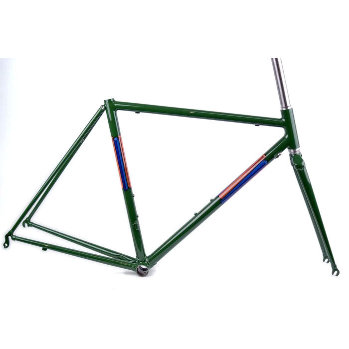 BLACKCAT BICYCLES Smooth Road Frame Set / korpokkur 50