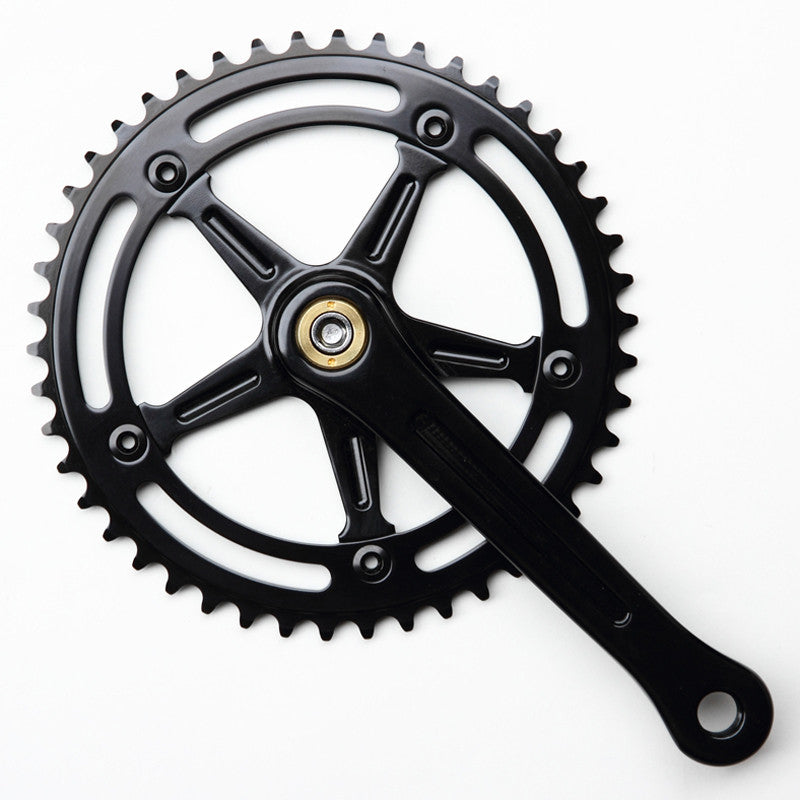 BLUE LUG RMC Crank Set Single Speed