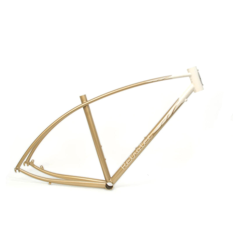 RETROTEC Twin-Top Disc CX / Oyster&Gold 54