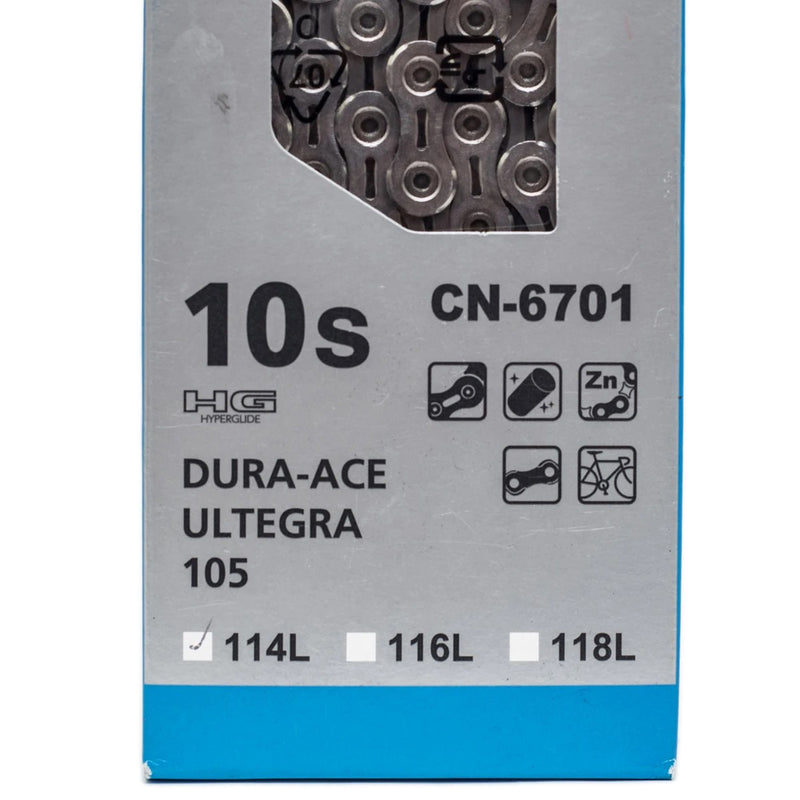 SHIMANO Chain CN-6701 Ampoule Road 10-Speed