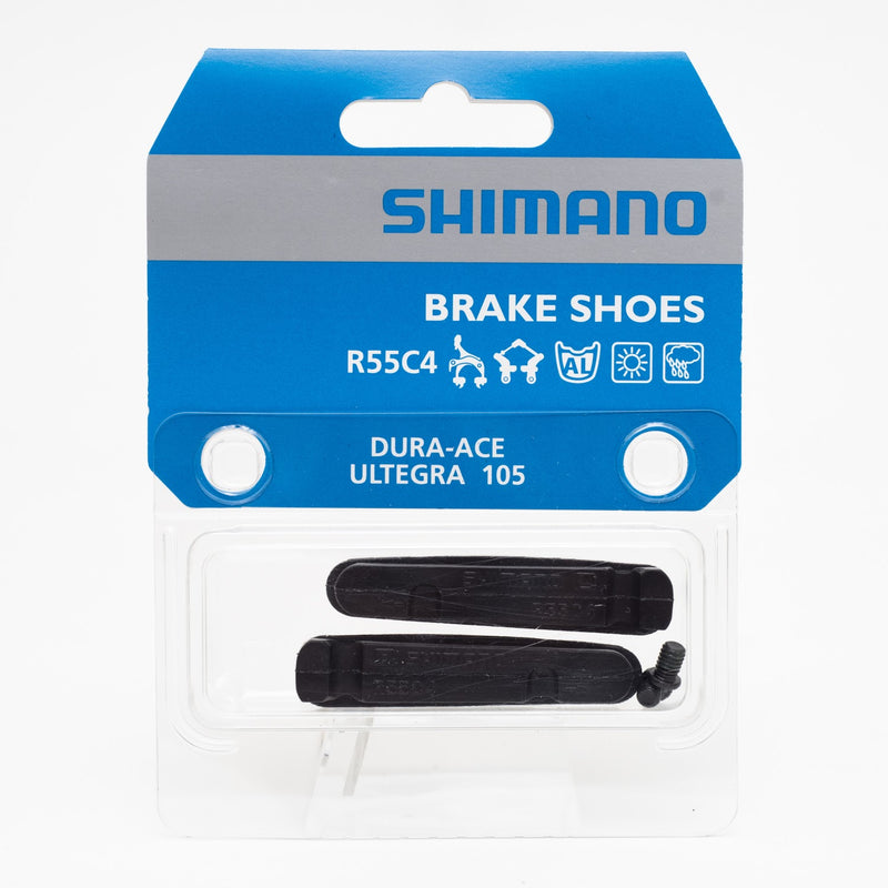 SHIMANO Brake Shoe / Screw Pair BR-9000 R55C4