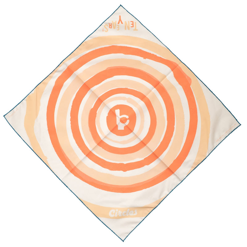 CIRCLES ORIGINAL 10th Years Bandana