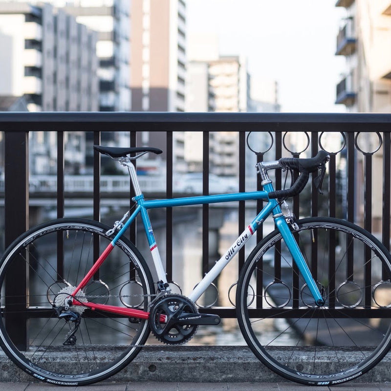 ALLCITY Mr.Pink LTD Frame Set