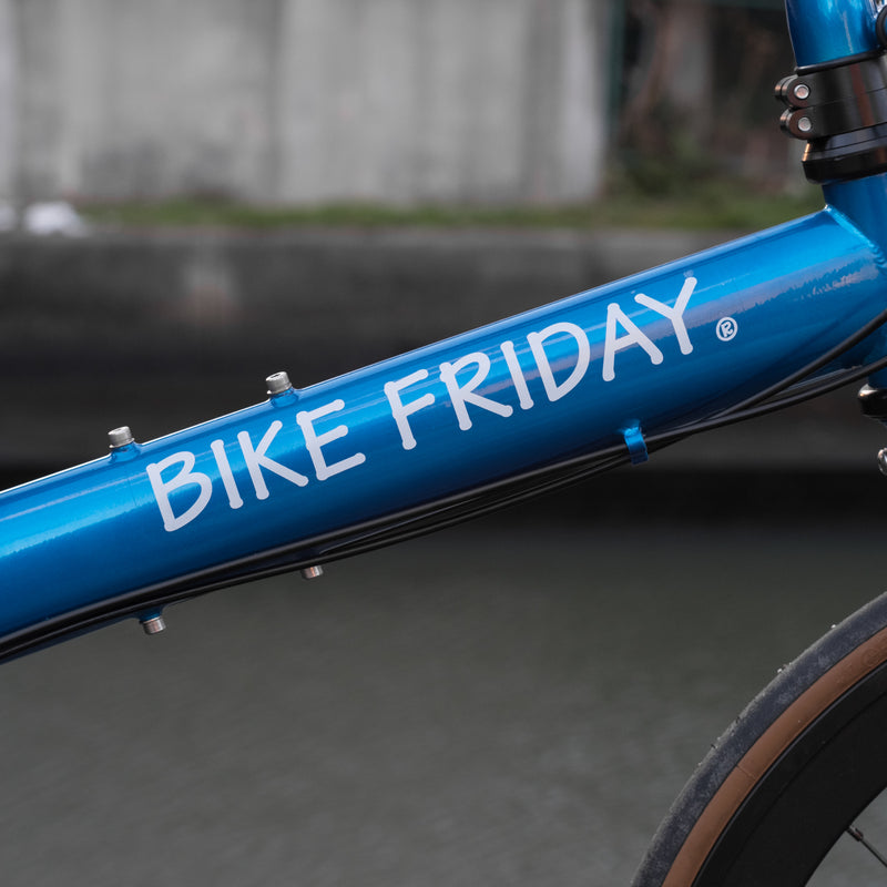 BIKE FRIDAY Pocket Rocket Circles Original Complete Bike