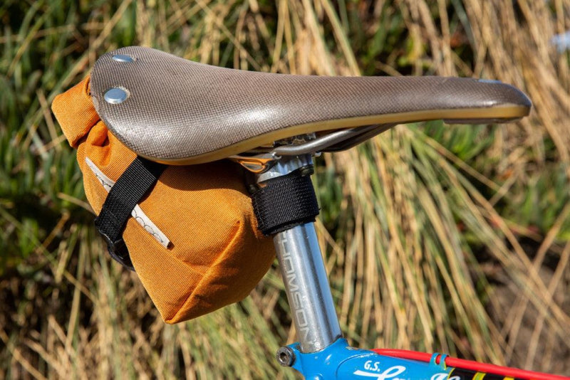OUTER SHELL ADVENTURE Rolltop Saddlebag