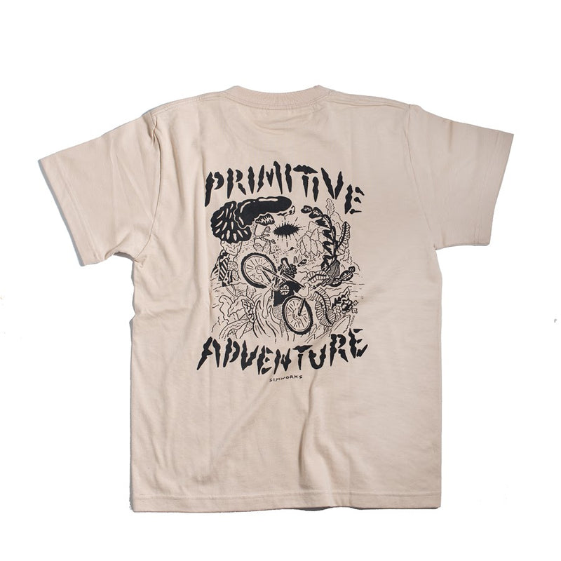 SIMWORKS Primitive Adventure T-Shirt