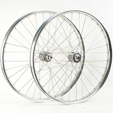GORILLA SPUN Build Wheel Velocity Dually x ChrisKing ISO Disc Single Speed Hub (F&R Set)