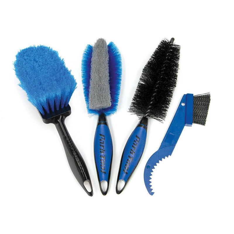 PARKTOOL motorcycle cleaning brush set
