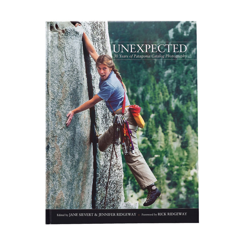 PATAGONIA 『Unexpected: 30 Years Of Patagonia Catalog Photography』日本語版