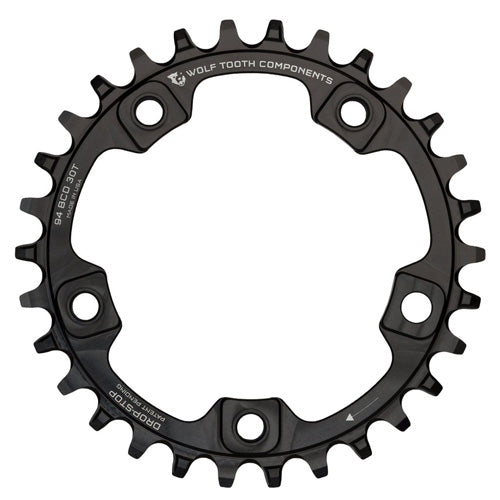 WOLF TOOTH Drop Stop Chainring 94BCD 5arm