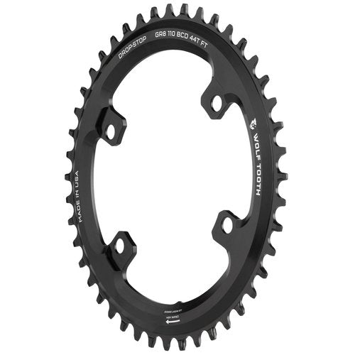 WOLF TOOTH Drop Stop GRX Chainring 110BCD