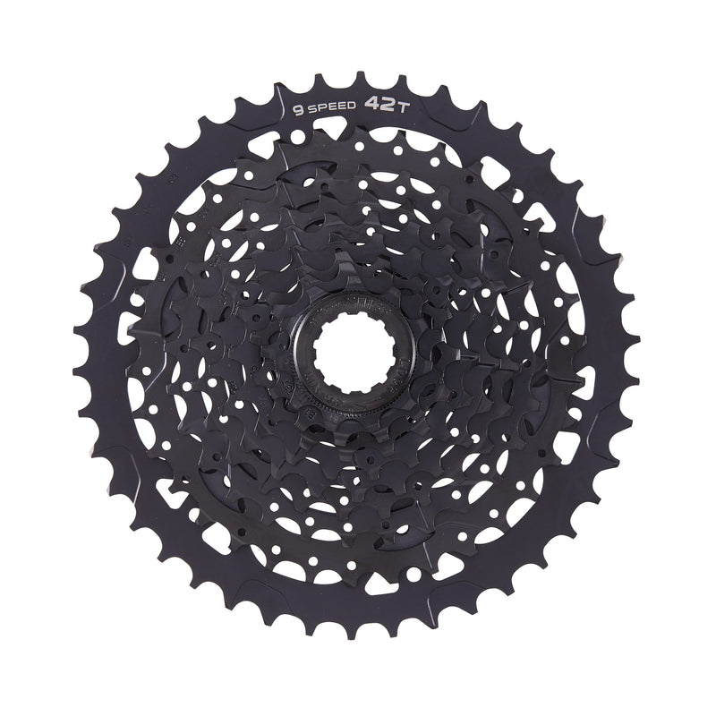 MICRO SHIFT Advent CS-H093A 11-42T 9-Speed Cassette With Alloy Large Cog