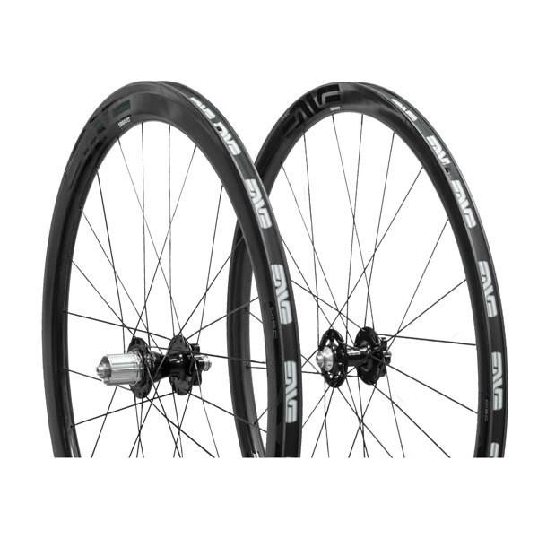 CHRIS KING Custom Wheel Set ENVE 3.4 Disc Clincher R45D 24/24